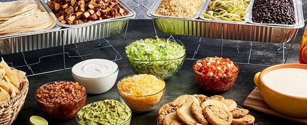 Fiesta Mexicana Catering