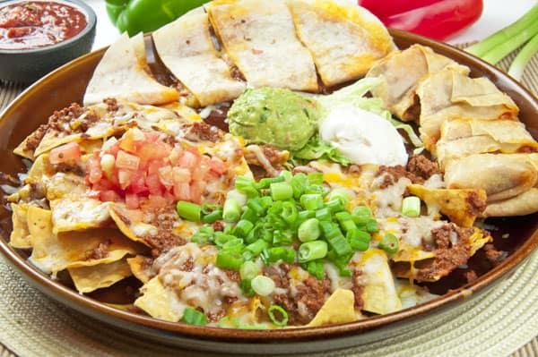 appetizers fiesta mexicana